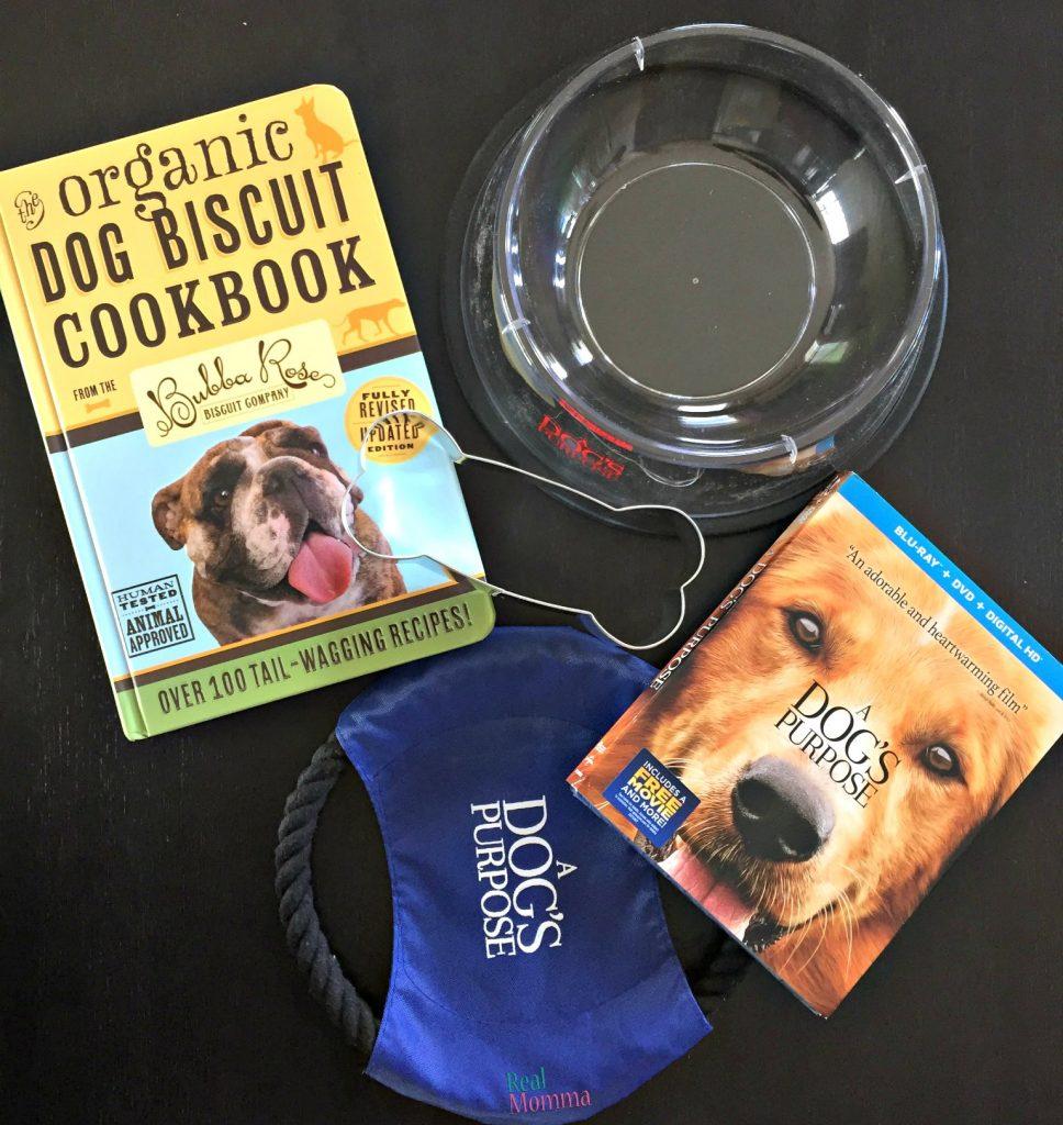 Organic Dog Biscuit Cookbook