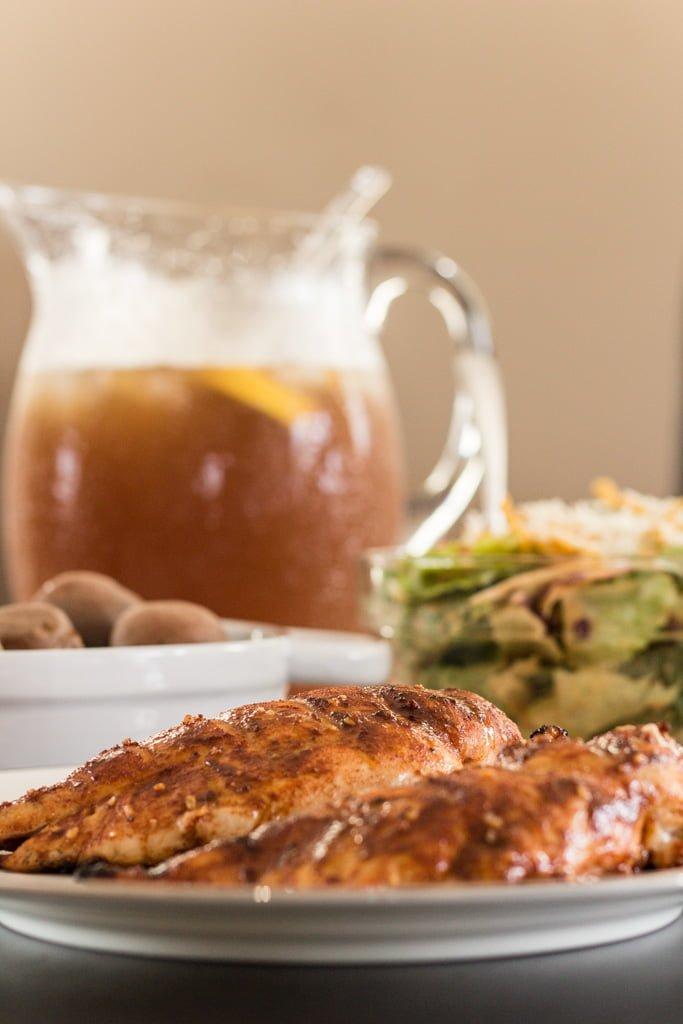 Iced Tea Marinade Chicken