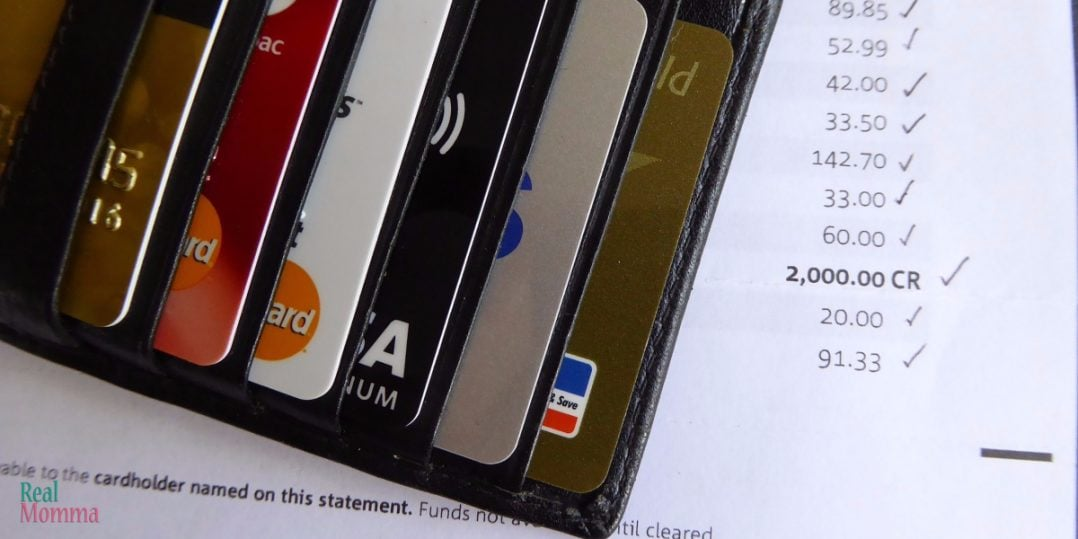 Keeping track of all your credit cards too much of a hassle Pick up a checkbook today