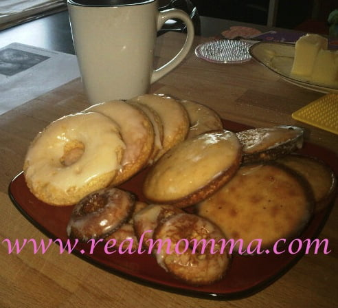Real Momma Homemade Donuts