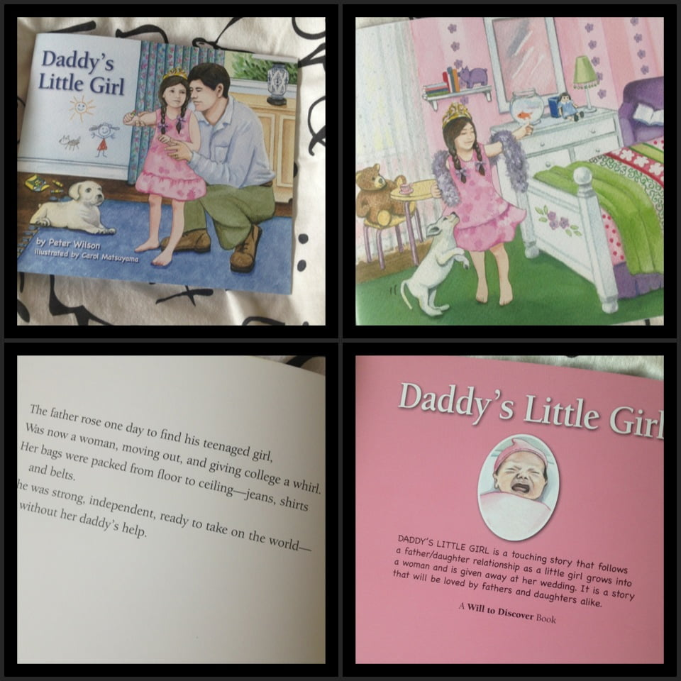 Daddy's Little Girl ~ What I'm Reading Now