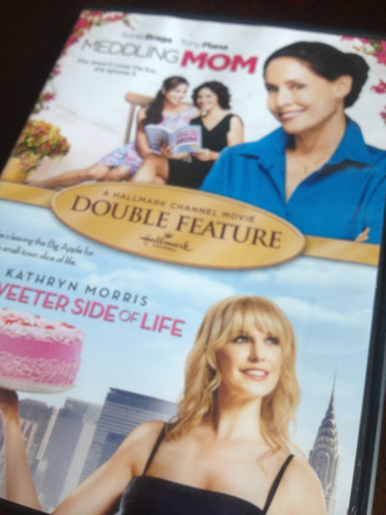 Hallmark Double Feature ~ Meddling Mom and The Sweeter Side of Life