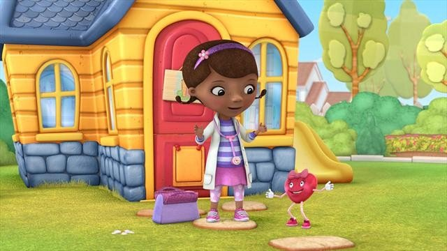 Doc McStuffins Mobile Tour