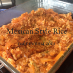 Real Momma Mexican Style Rice