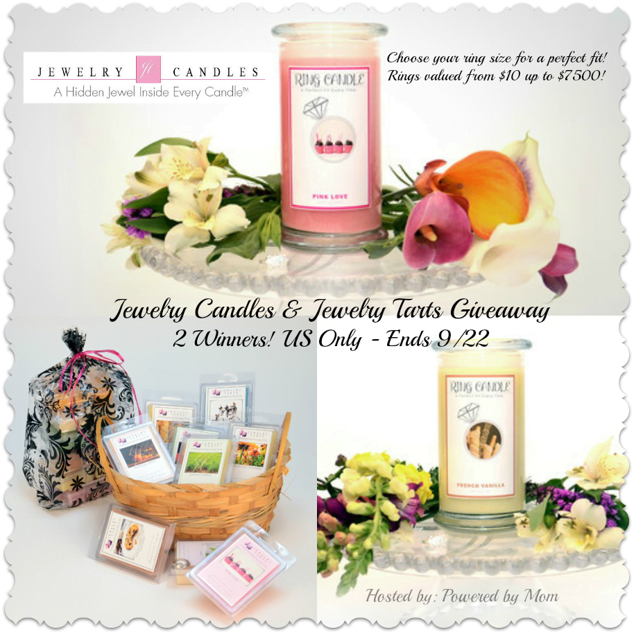 Jewelry Candle