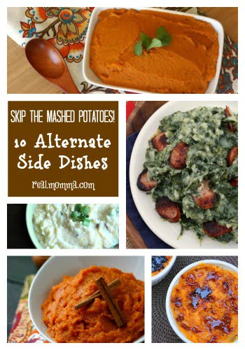 10 Alternate Mashed Potato Recipes