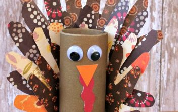 Turkey Hand Print Craft