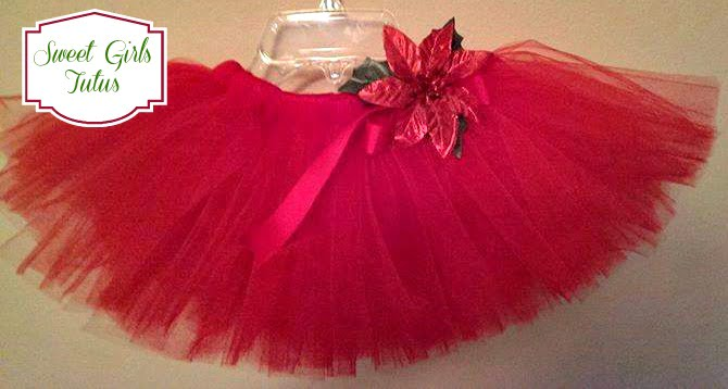 sweet girls tutus holiday edition