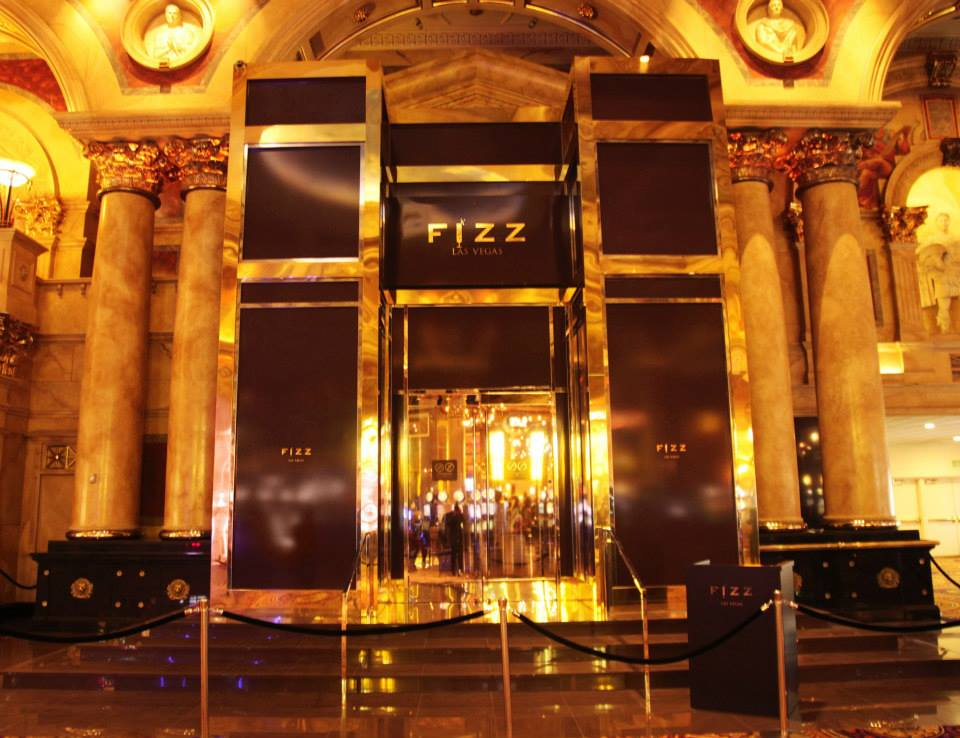 FIZZ Champagne Bar and Lounge Las Vegas
