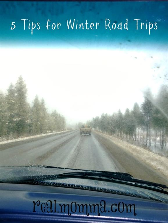 5 Tips for Winter Road Trips