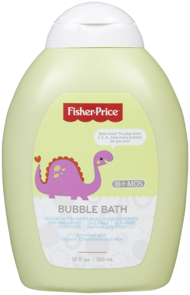 Fisher-Price Toddler Bubble Bath