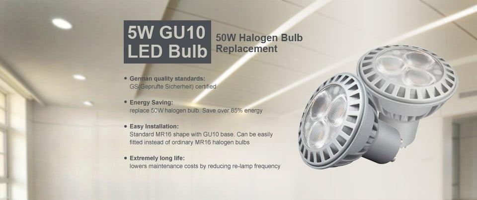 GU10ledbulbs