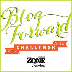 Blog Forward Challenege Badge
