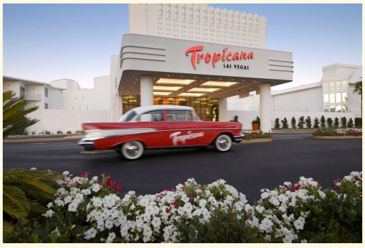 The New Tropicana Las Vegas Strip