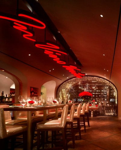 La Cave Dining Experience Las Vegas