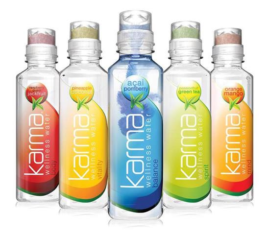Karma Wellness Water Nutrition Month