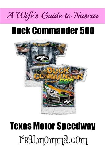 A Wife's Guide to NASCAR - Duck Commander 500