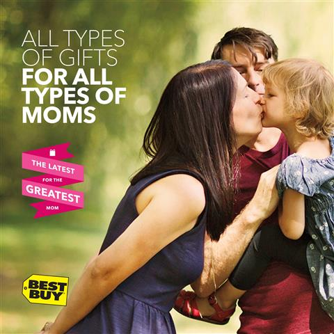 Perfect Gifts under $100 at Best Buy for the Adventure Mom #GreatestMom