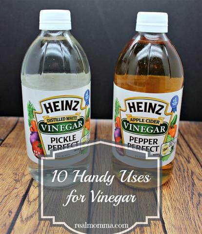10 Handy Uses for Vinegar