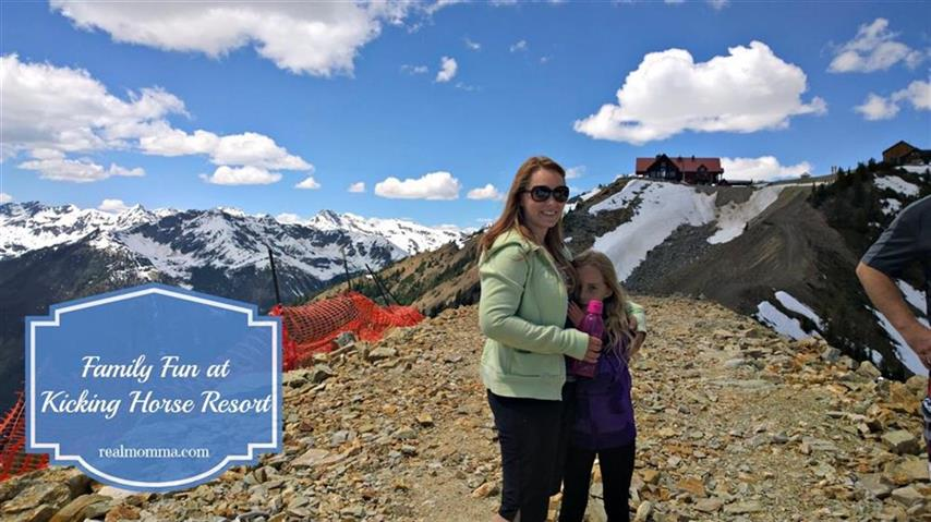 Family Fun at Kicking Horse Resort