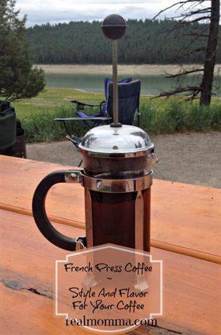 French Press Coffee - Style And Flavor For Your Coffee