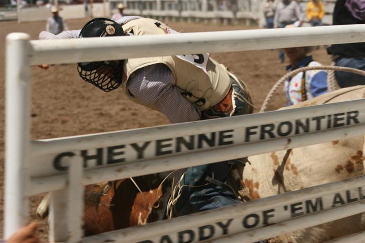 Frontier Days - Cheyenne Rodeo