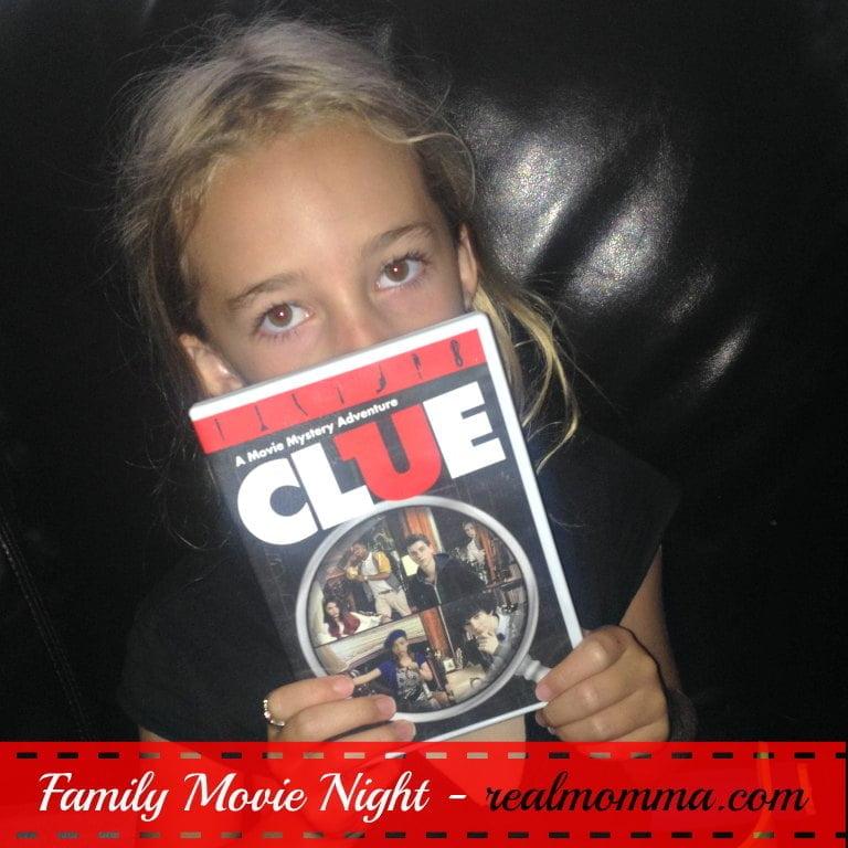 Clue A Movie Mystery Adventure Family Movie Night