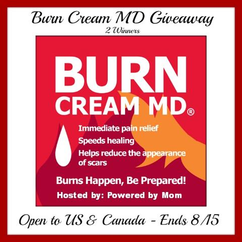 burn md button