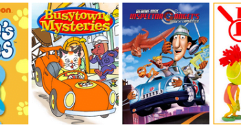Little Kids Family Movie Mysteries