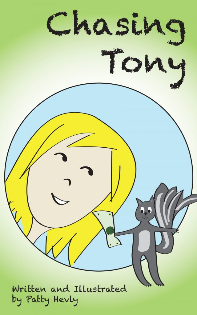 Chasing Tony by Patty Hevly