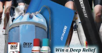 Deep Relief Canada Giveaway