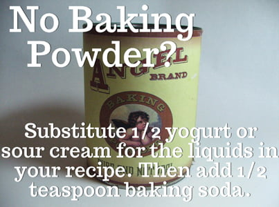 baking-powder-substitute