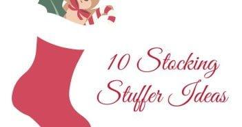 10 Stocking Stuffer Ideas
