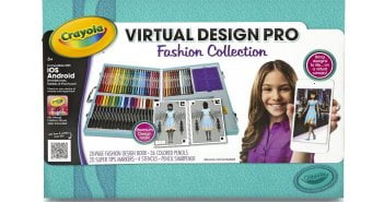 Crayola Virtual Design Pro Fashion Collection
