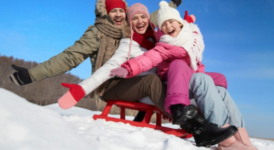 5 Ways Your Family Can Take Advantage of the Cold Winter Weather