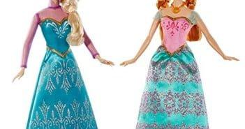 Disney Frozen Royal Sisters Doll
