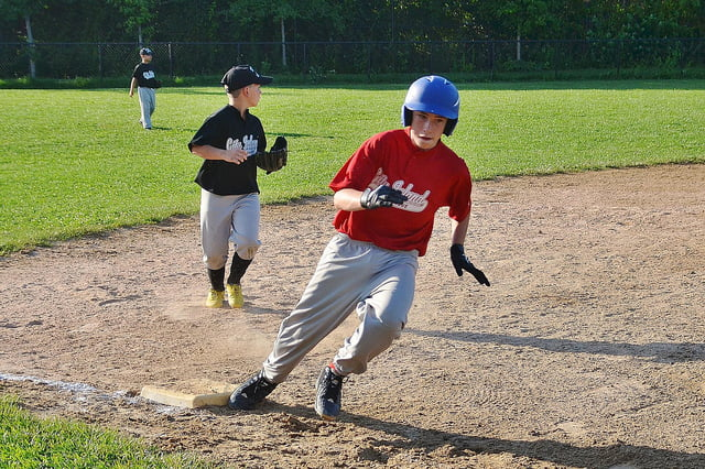 Team Play Gives Kids a Sporting Chance