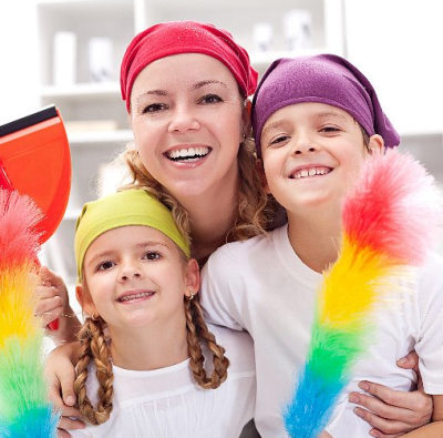 Career Moms 3 Reasons to Hire a Cleaning Service this Spring