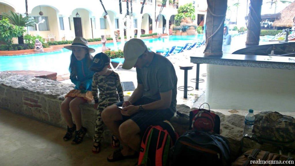 Playa Las Acros Hotel Lobby