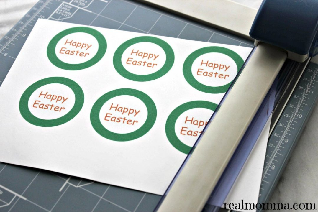 Printable Carrot Treat Bags Tags
