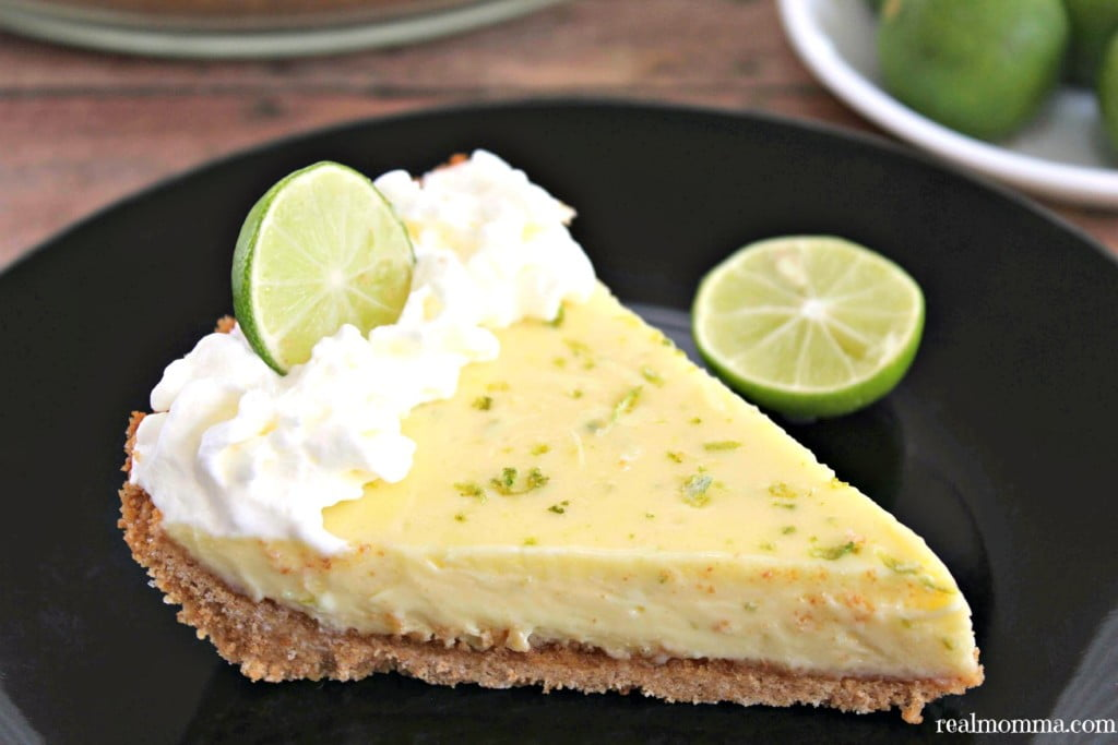 Quick and Easy Key Lime Pie Recipe