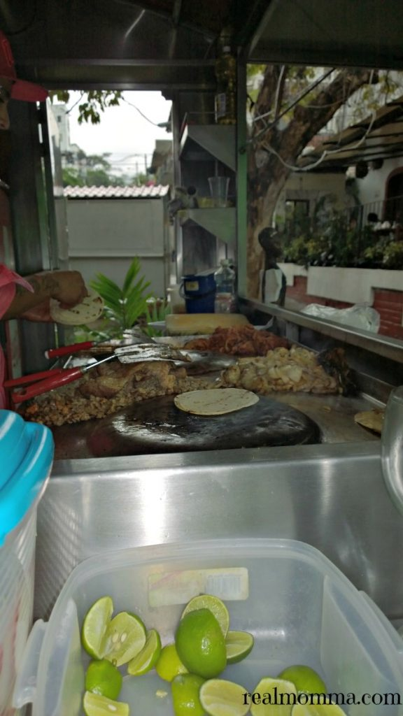 Vallarta Food Tour Tacos Robles