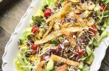 Quick and Easy Taco Salad Recipe a meal ready in under 30 minutes