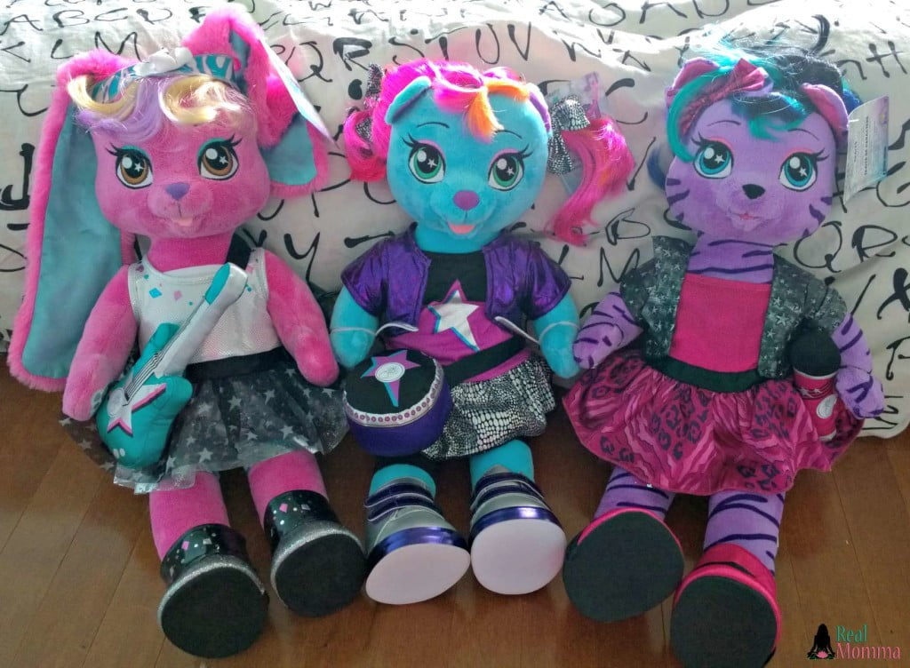 The All New Build-A-Bear Honey Girls | Real Momma
