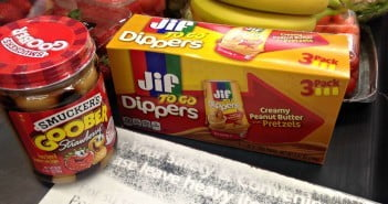 Jif To Go Dippers In Line