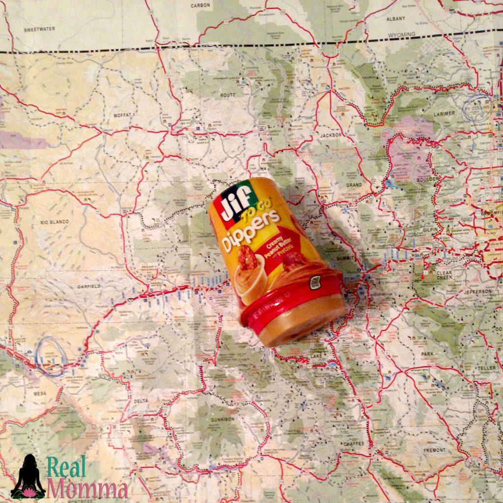 Jif To Go Dippers through Colorado
