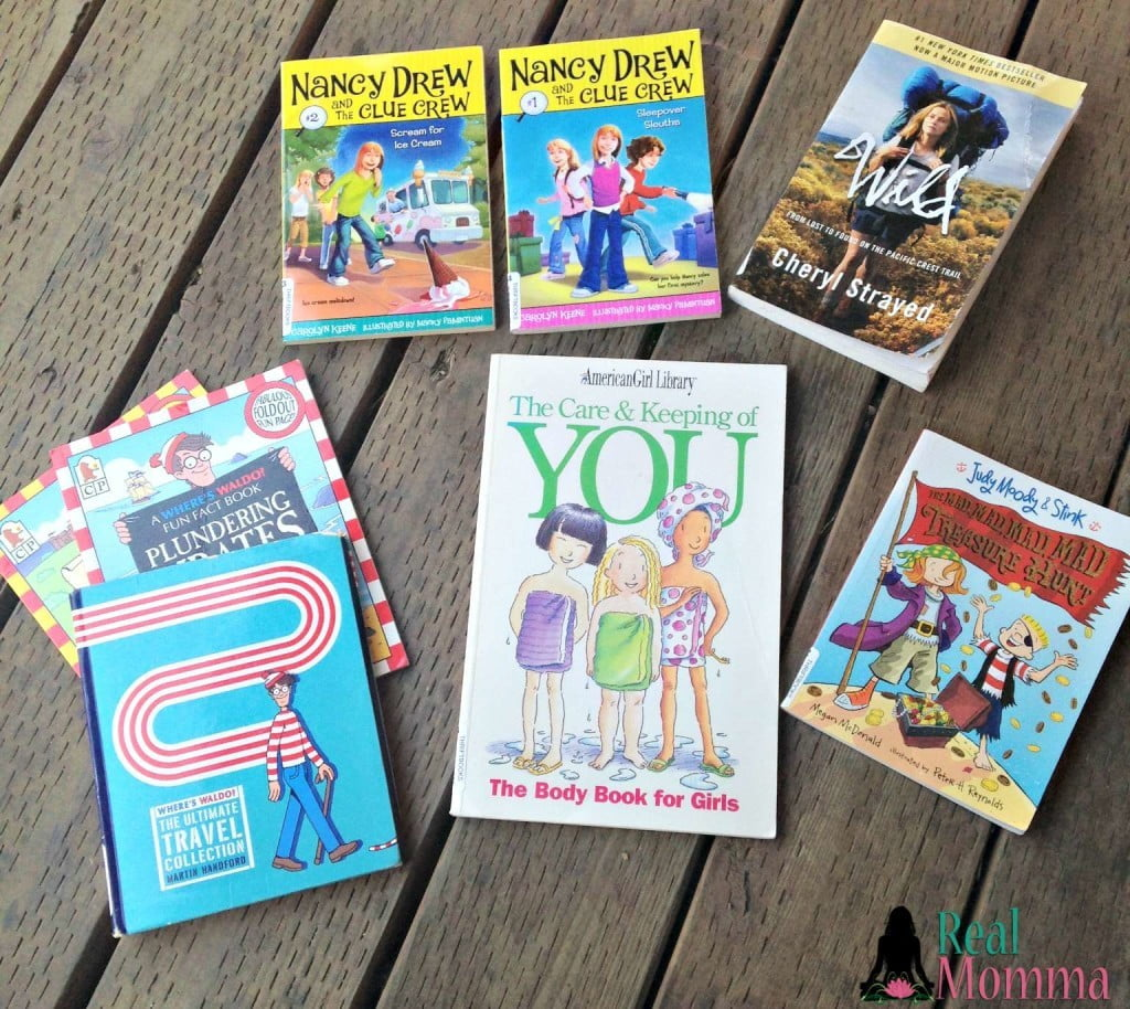 Vacation Time: Perfect Books for a Family Road Trip