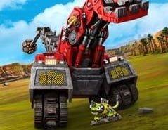 DinoTrux on Netflix