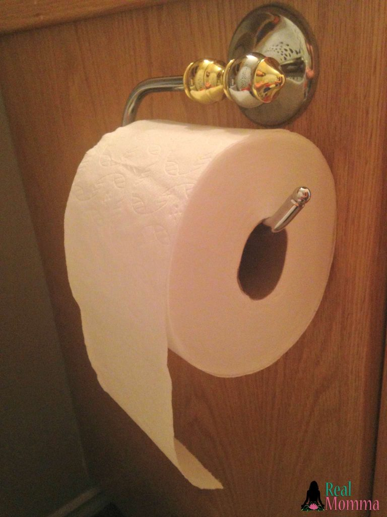 Charmin Ultra Strong Challenge