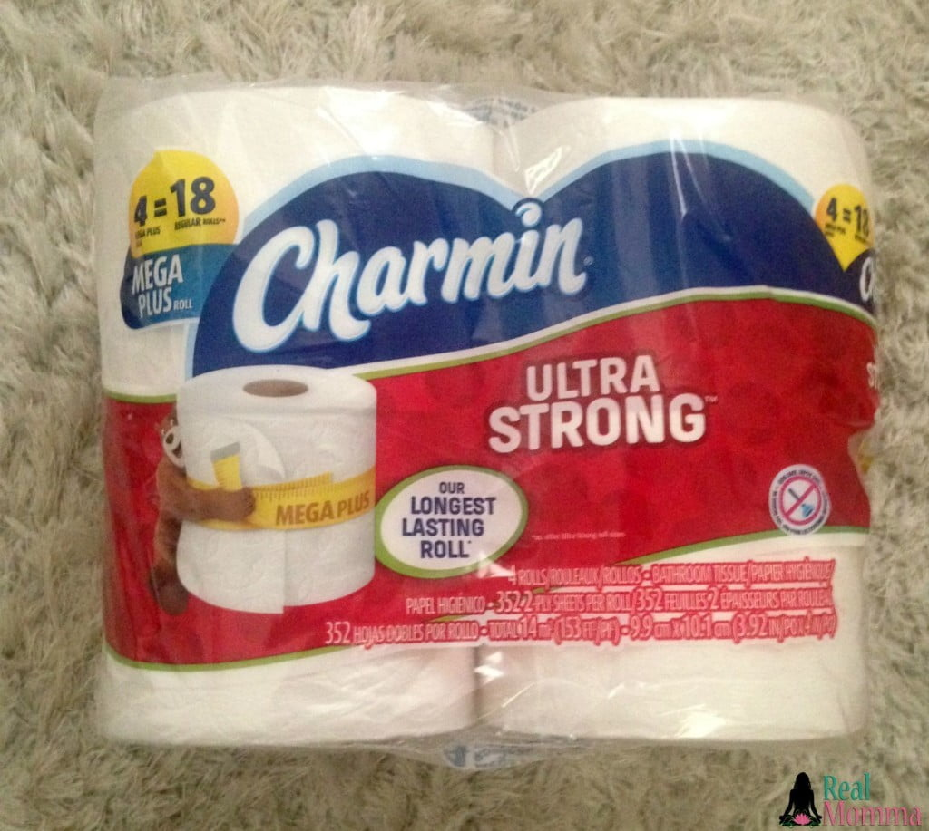 Charmin Ultra Strong Delivers a Better Clean!